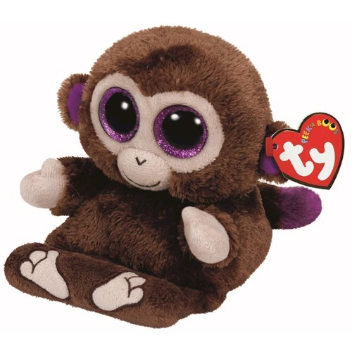 Image of   Ty Peek a Boo telefon holder aben Chimps, 15 cm