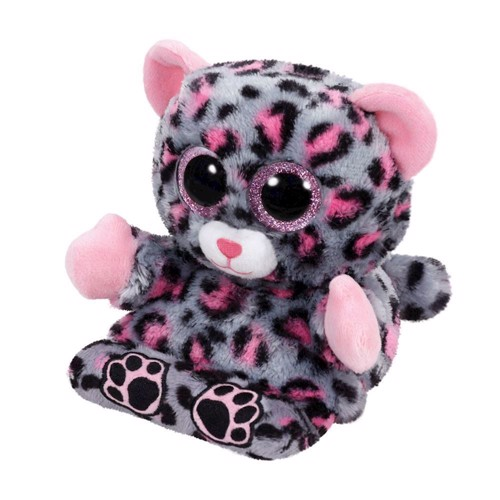 Image of   Ty Peek-a-Boo Cat phone holder-Trixi, 15 cm