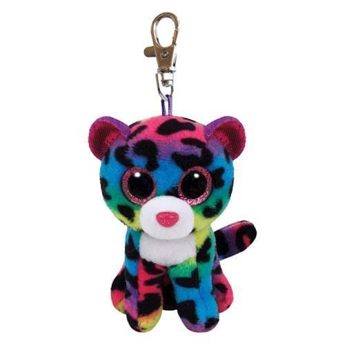Image of   Ty Beanie Boo Keychain Dotty