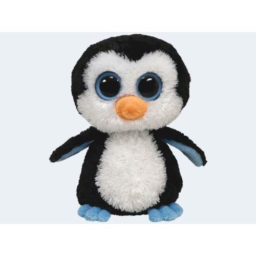 Image of   Ty Beanie Boo Plush Penguin Waddles-