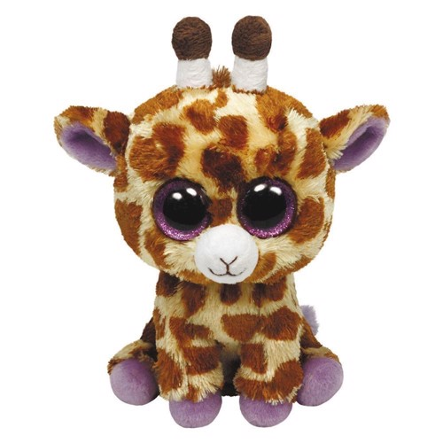 Image of   Ty Beanie Boo Plush Giraffe-Safari
