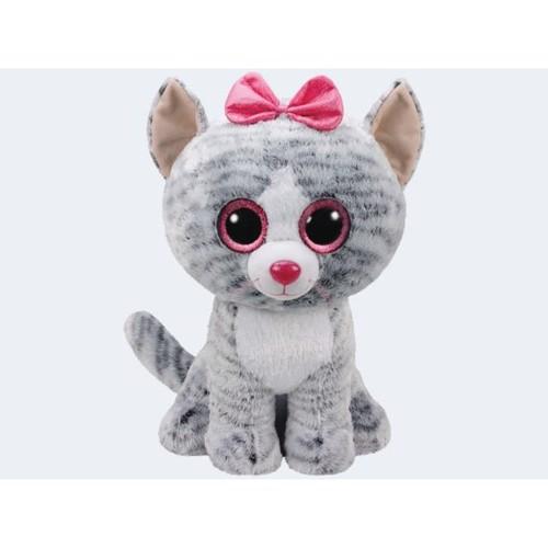 Image of   Ty bamse 42 cm katten Kiki