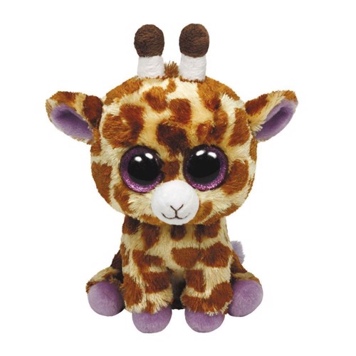 Image of   Ty Beanie Buddy 24 cm giraffen Safari
