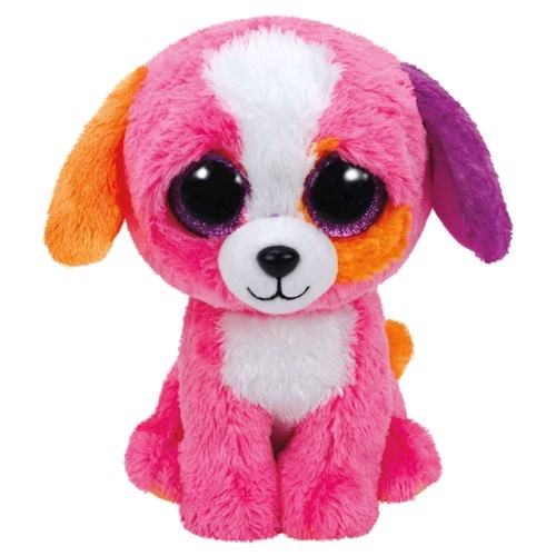 Image of   Ty Beanie Buddy Hug Dog-Precious