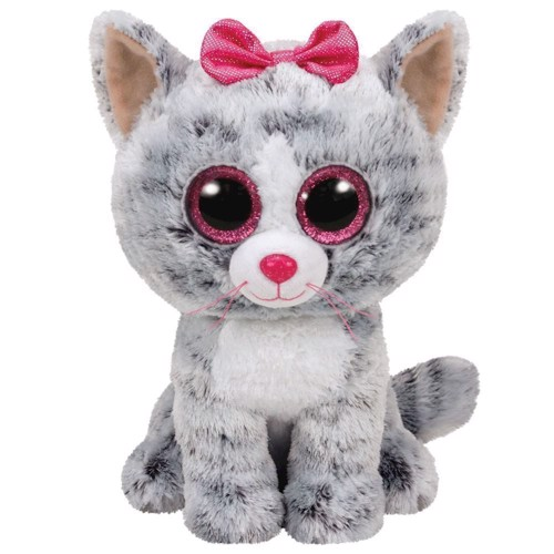 Image of   Ty Beanie Buddy Hug Cat-Kiki