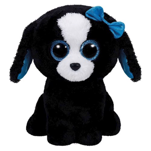 Image of   Ty Beanie Buddy Hug Dog-Tracey