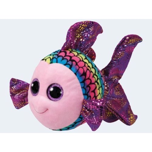 Image of   Ty bamse fisk 24cm Flippy