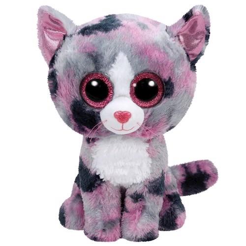 Image of   Ty Beanie Boo Hug Kitten-Lindi