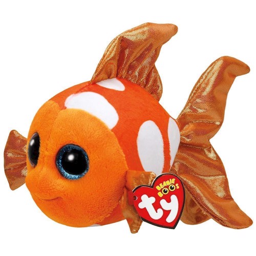 Image of   Ty Beanie Boo Hug Fish-Sami