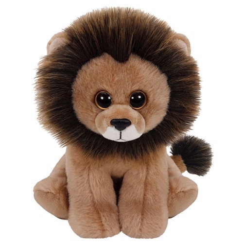 Image of Ty Classic Plush Lion-Cecil (0008421421336)