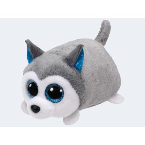 Image of   Ty bamse 10 cm Husky hunden Prince