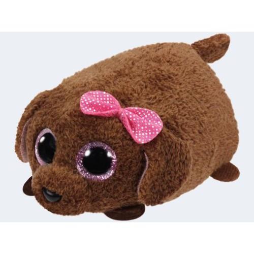 Image of   Ty bamse 10cm puddelhunden Maggie