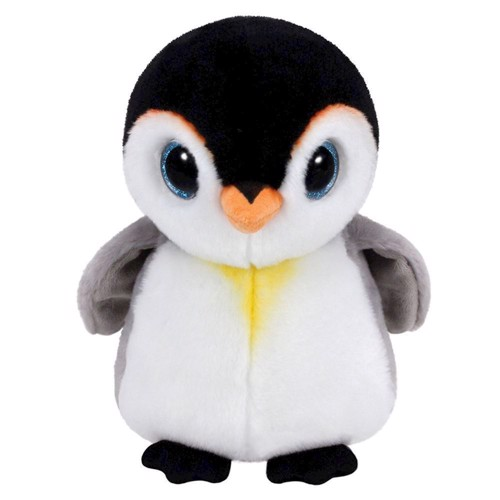 Image of Ty Classic Plush Penguin - Pongo (0008421902323)