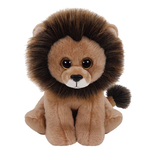 Image of Ty Classic Plush Lion - Cecil (0008421902408)