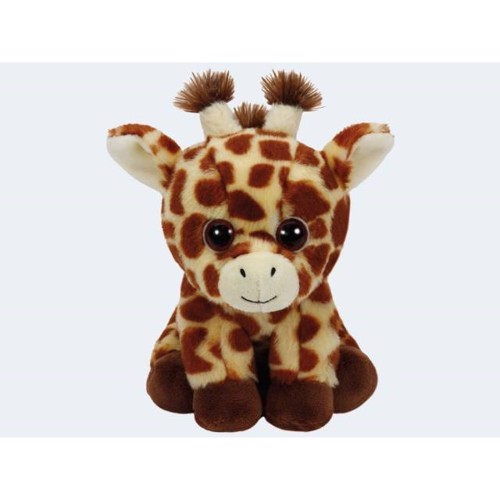 Image of   Ty bamse 33cm giraffen Peaches