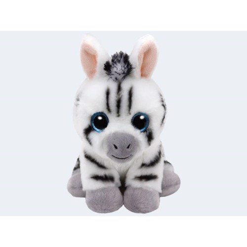 Image of   Ty bamse 33 cm zebraen Stripes