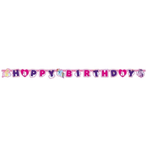 Image of My Little Pony Party Banner (0013051546625)