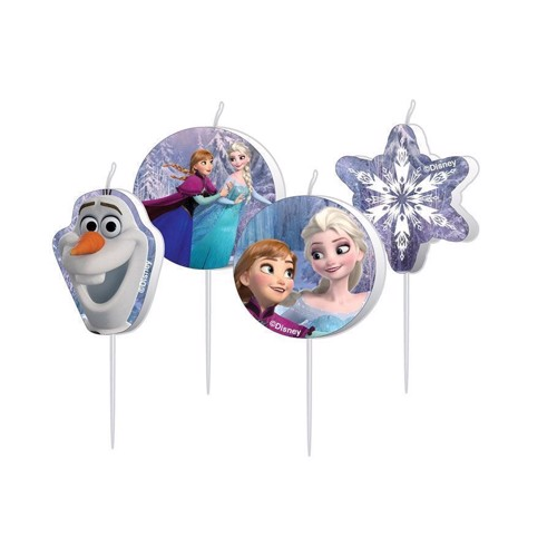 Image of Disney Frozen lys 4 stk (0013051559175)