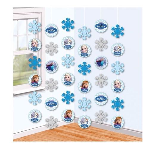 Image of   Disney Frozen dekoration