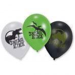 Dinosaur Balloner, 6 stk