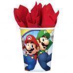 Image of Super Mario kopper, 8 stk. (0013051695521)