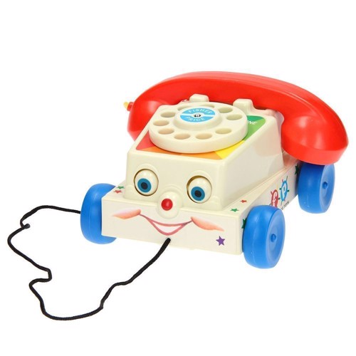 Image of Fisher Price Classic Telephone (0014397016940)