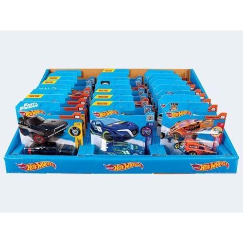 Image of   Hot Wheels - N3758 legetøjsbiler, 1:64. Ass. Modeller