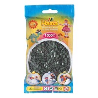 Hama Ironing beads-dark green (028), 1000pcs.