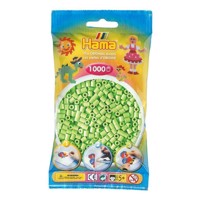 Hama Ironing beads-Green Pastel (047), 1000pcs.