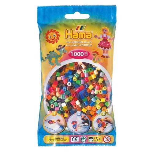 Image of   Hama perler 1000 stk