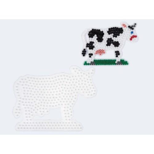 Image of   Hama perleplade ko