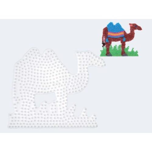 Image of   Hama perleplade kamel