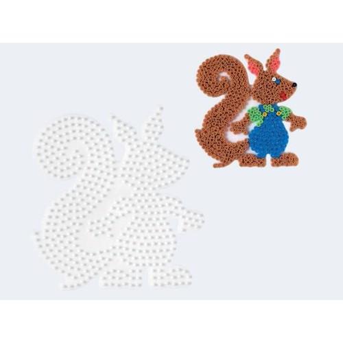 Image of   Hama perleplade egern