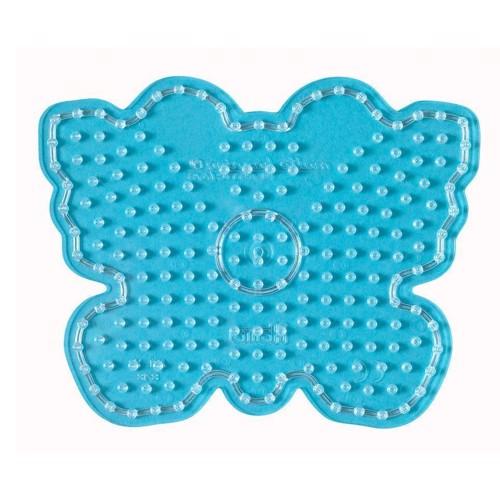 Image of   Hama maxi perleplade, sommerfugl