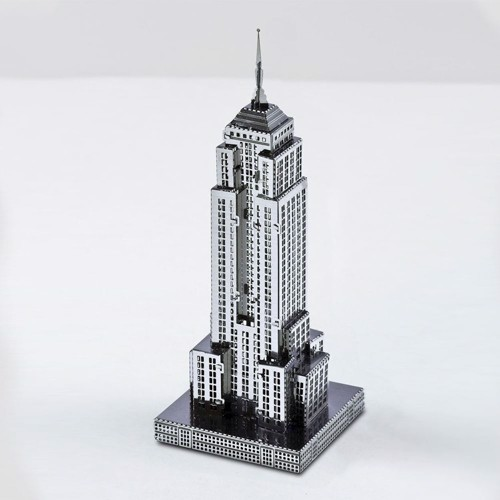 Image of Metal Earth Empire State Building (0032309010107)