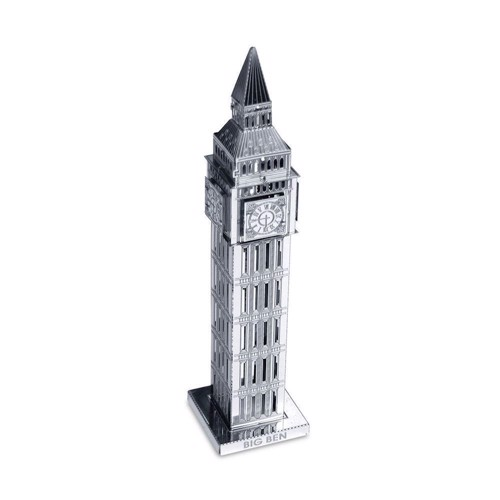 Image of Metal Earth Big Ben Tower (0032309010190)