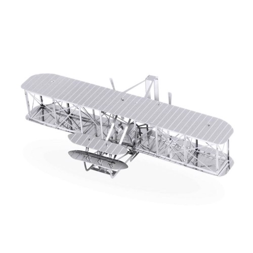 Image of Metal Earth Wright Brothers Airplane (0032309010428)