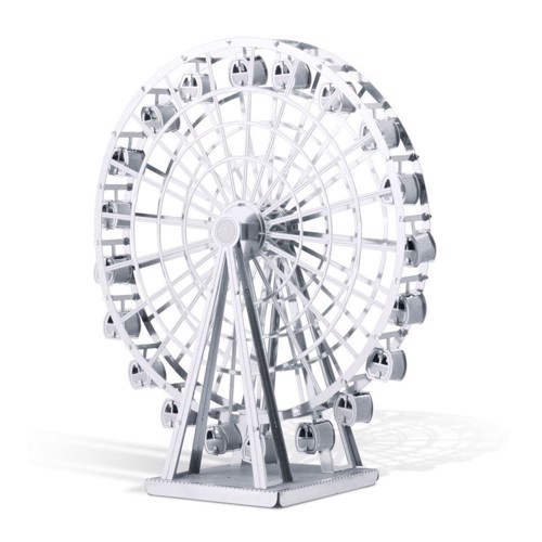 Image of Metal Earth Ferris Wheel Silver Edition (0032309010442)