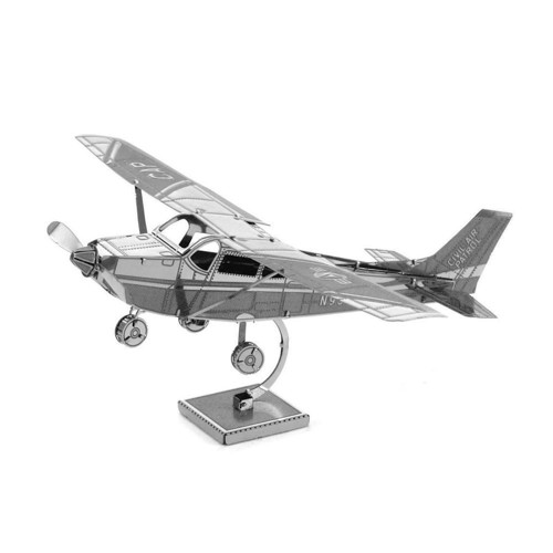 Image of Metal Earth Cessna Skyhawk (0032309010459)