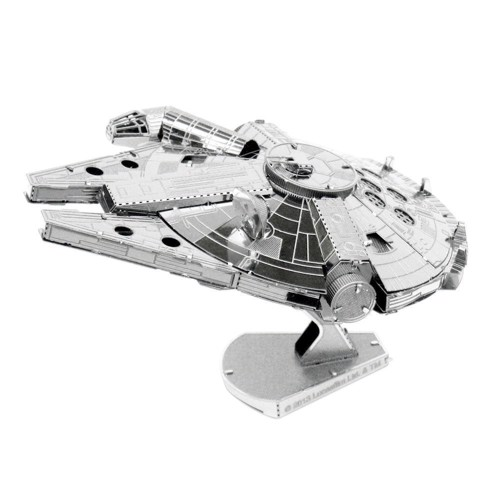 Image of Metal Earth Star Wars Millennium Falcon (0032309012514)