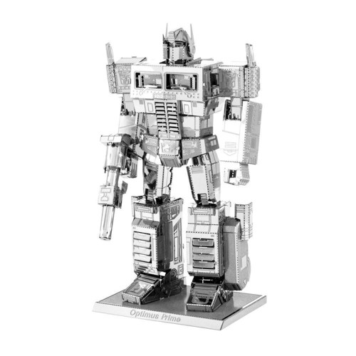 Image of Metal Earth Transformers Optimus Prime (0032309033007)