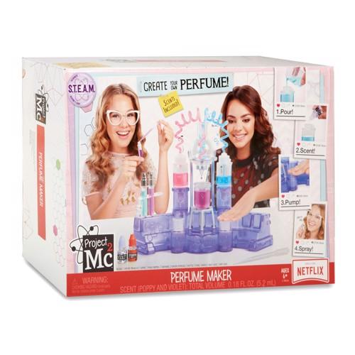 Image of   Project Mc2 Eksperimenter - Lav din egen parfume