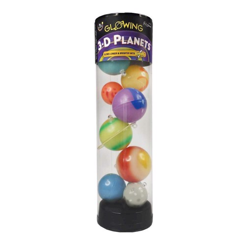Image of   Glow in the Dark 3D planets in Cooker