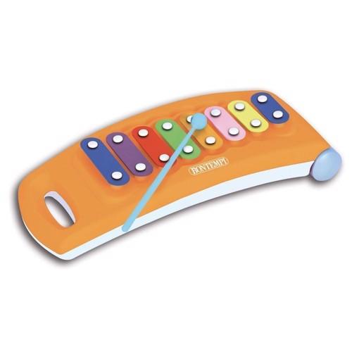 Image of   Bontempi Xylophone with wheels