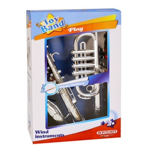 Image of   Bontempi Trumpet &Saxophone