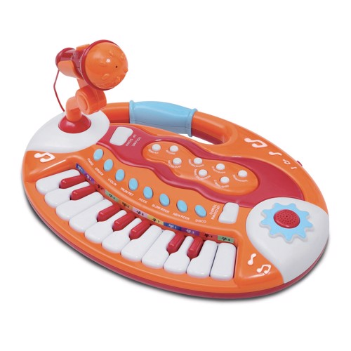 Image of   Bontempi Keyboard with Microphone