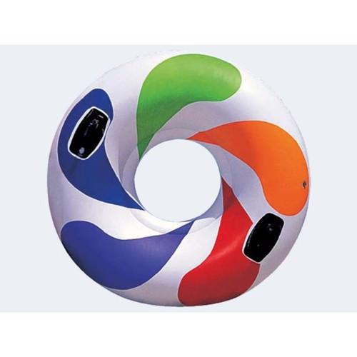 Image of   Badering 120cm farvet med 2 håndtag