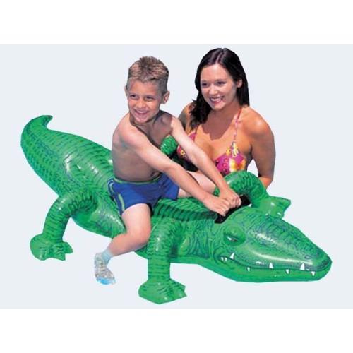 Image of   Badedyr krokodille 168cm
