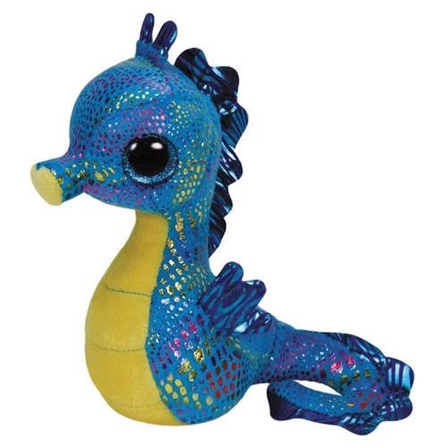 Image of Ty Beanie Boo Hug Sea Horse-Neptune (008421360215)