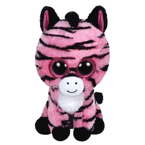 Image of   Ty Beanie Boo 15 cm Zebraen Zoey